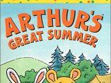 Arthur's Great Summer (VHS)
