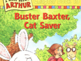 Buster Baxter, Cat Saver (book)