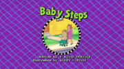 Baby Steps Title Card