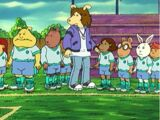 Lakewood Soccer Team