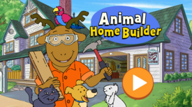 Animal Home Builder