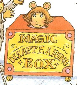 The Magic Disappearing Box from KidTricks