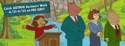 Arthur Outdoors Week