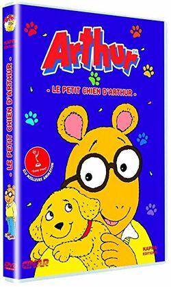 Le petit chien d'Arthur