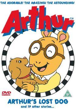 Arthur's Lost Dog DVD