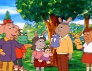 Arthur's Dummy Disaster