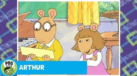 Which ARTHUR Character Are You?