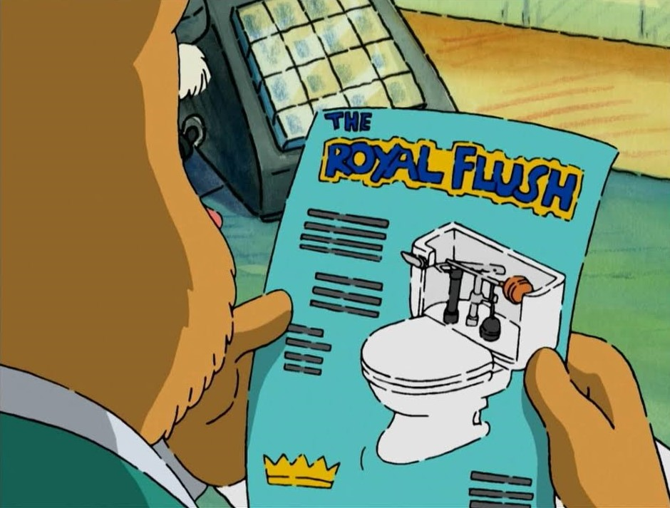 The Royal Flush | Arthur Wiki | FANDOM powered by Wikia