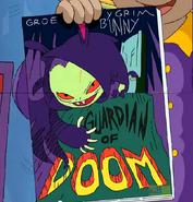 Grotesquely Grim Bunny