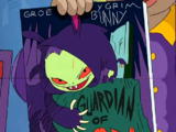 Grotesquely Grim Bunny: Guardian of Doom