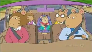 Read Family Car Interior