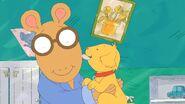 Pal licks Arthur