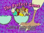 The Perfect Game - title card