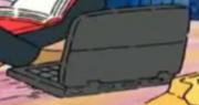 Catherine's IBM Laptop