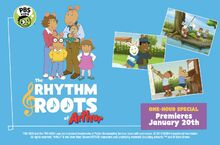 The Rhythm and Roots of Arthur Promotional Image 006