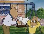 Arthur's Cousin Catastrophe 77