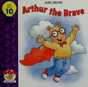 Arthur the Brave Cover