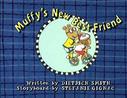 Muffy's New Best Friend Title Card