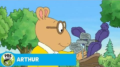 ARTHUR The Best Golf Caddy