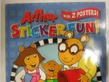 Arthur activity books (Bendon)