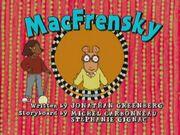 MacFrensky title card