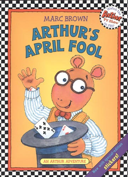 Arthur's April Fool Book Cover