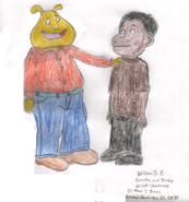 Demetre and Binky
