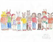 Arthur and Friends featuring Demetre