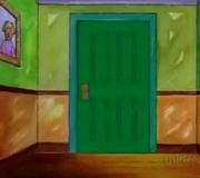 Doorway to Ferns Room S2