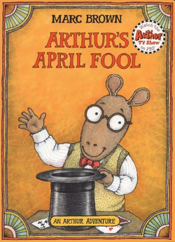 Arthur's April Fool Original Cover