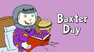 Celebrate the Holidays! Baxter Day