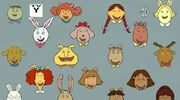 Arthur series17 characters