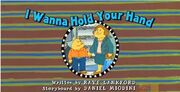 I Wanna Hold Your Hand Title Card