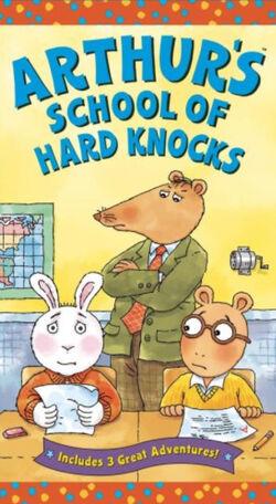 Arthur'sSchoolofHardKnocksVHS