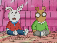 Arthur and Buster younger (Secret Origin of Super Nova)