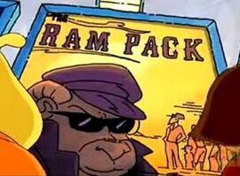 The ram pack