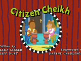 Citizen Cheikh
