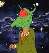 Alien ratburn comet intro