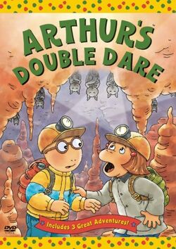 Arthur's Double Dare DVD