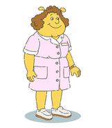 Mrs. Barnes 9 Story model