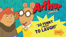 Arthur Comics So Funny I Forgot to Laugh!
