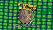Adventuresinbudylontitlecard uk