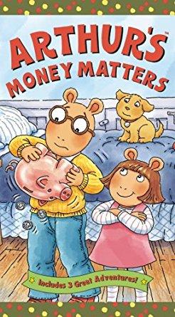 Arthur's Money Matters VHS