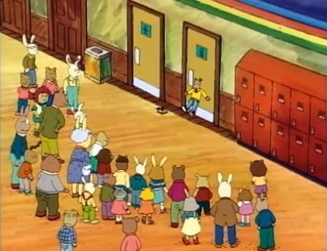 Image 1x01a Bathroom Goof Png Arthur Wiki Fandom