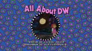 All About D.W. Title Card