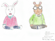 Little Buster and Little Arthur