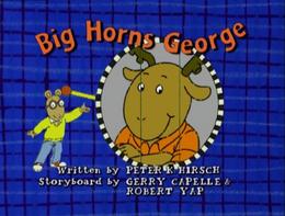 Bighornsgeorge