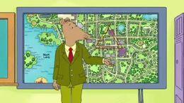 Getsmart - elwood city map