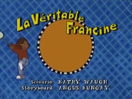 Arthur and the True Francine French