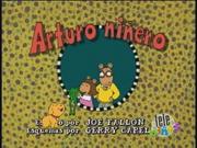 Arthur Babysits Spanish